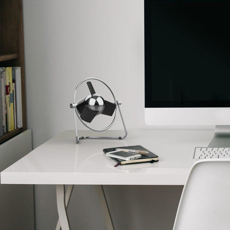 SBM1-SI Personal Soft Blade USB Fan