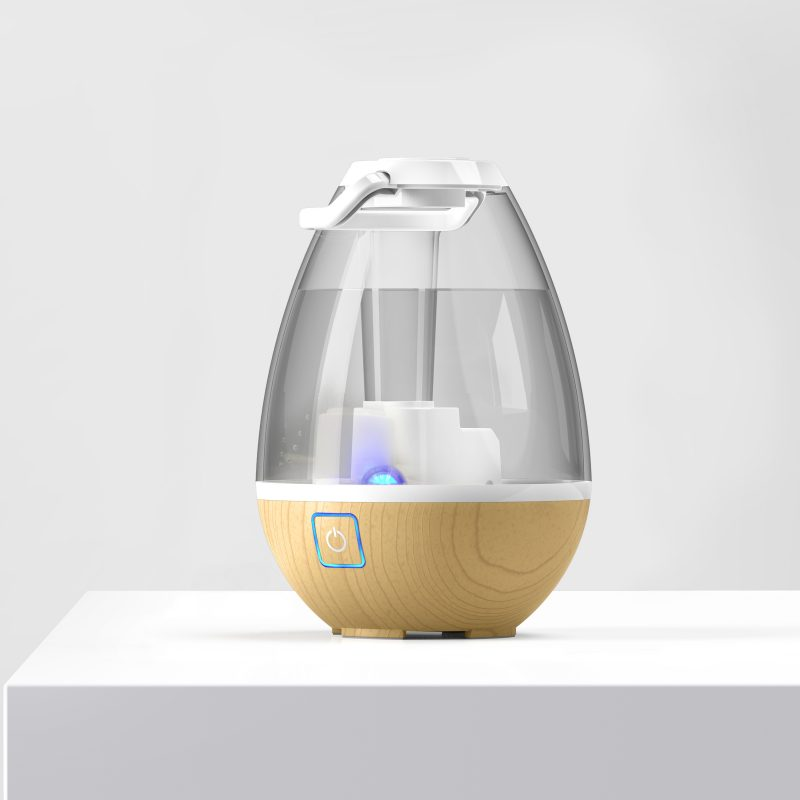 UHT1-SI Ultrasonic Humidifier Night Lights