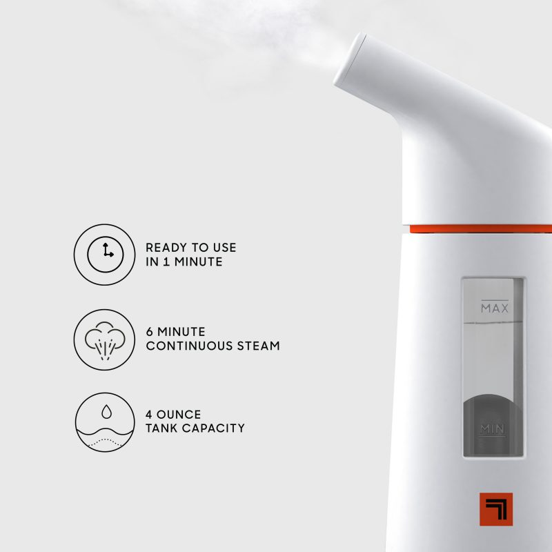 SI-428 Handheld Garment Steamer Features