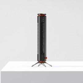 Sharper Image AXIS 12 Desktop Airbar USB Tower Fan