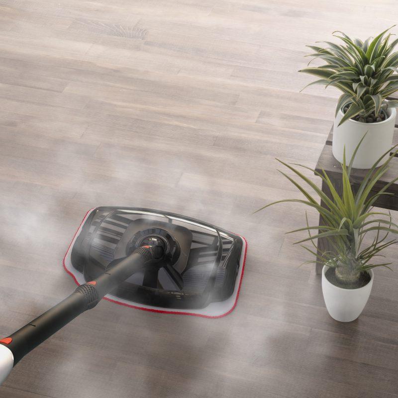 Sharper Image SI-380 Canister Steamer Floor Mop Lifestyle