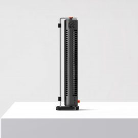 Sharper Image AXIS 16 Desktop Airbar™ Tower Fan with Task Light