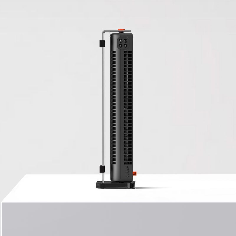 Sharper Image AXIS 16 Desktop Airbar™ Tower Fan with Task Light
