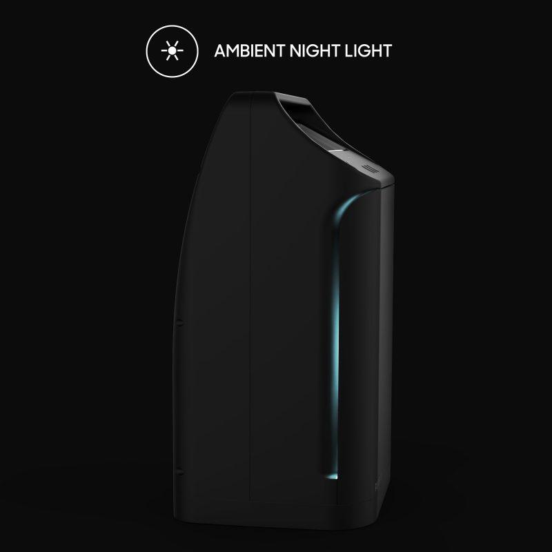 Sharper Image PURIFY 3 Air Purifier Nightlight